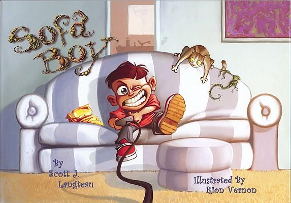 Sofa Boy By Langteau, Scott J./ Vernon, Rion (ILT)